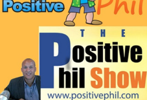 Podcast Interview with The Positive Phil Show