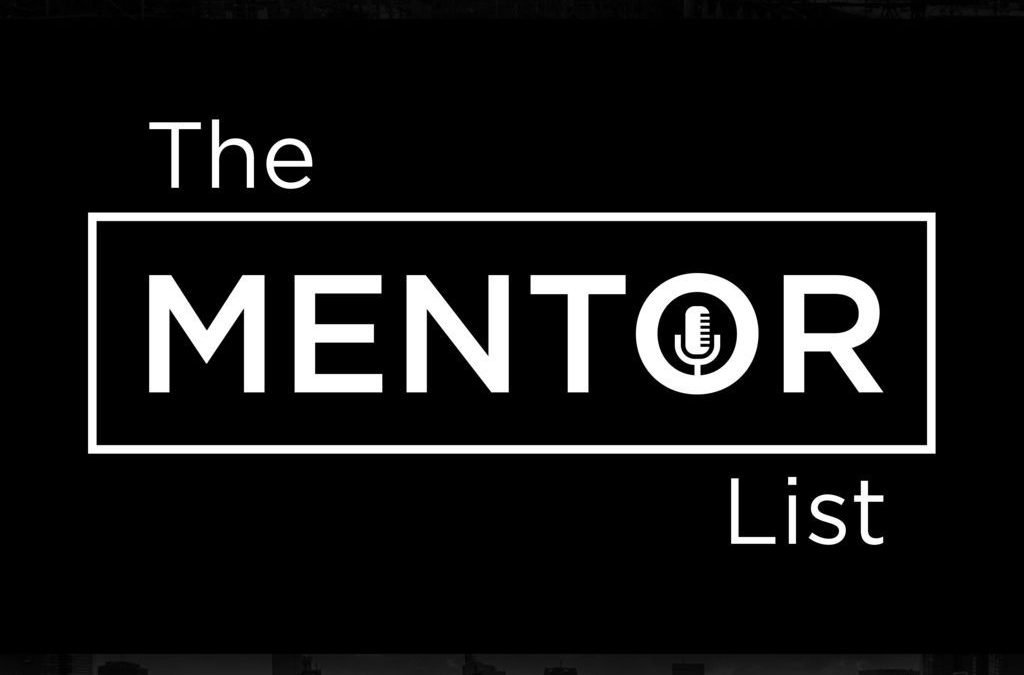 Podcast Interview with David Lewis of The Mentor List